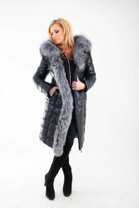 ekskluzywne kurtki puchowe damskie